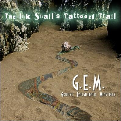 The Ink Snail's Tattooed Trail